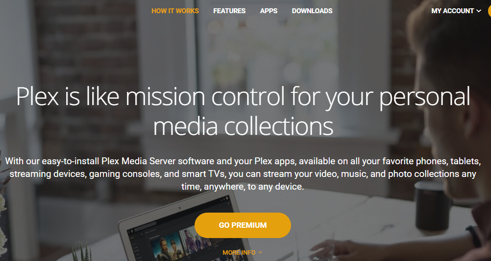 Plex – Taking the Media World by Storm - Dr  Networking