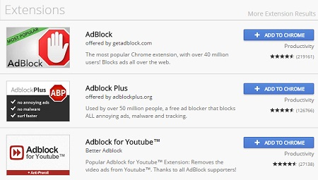 Install an Ad Blocker for Google Chrome - Dr  Networking